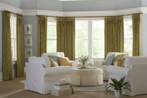 energy efficient window treatments - draperies