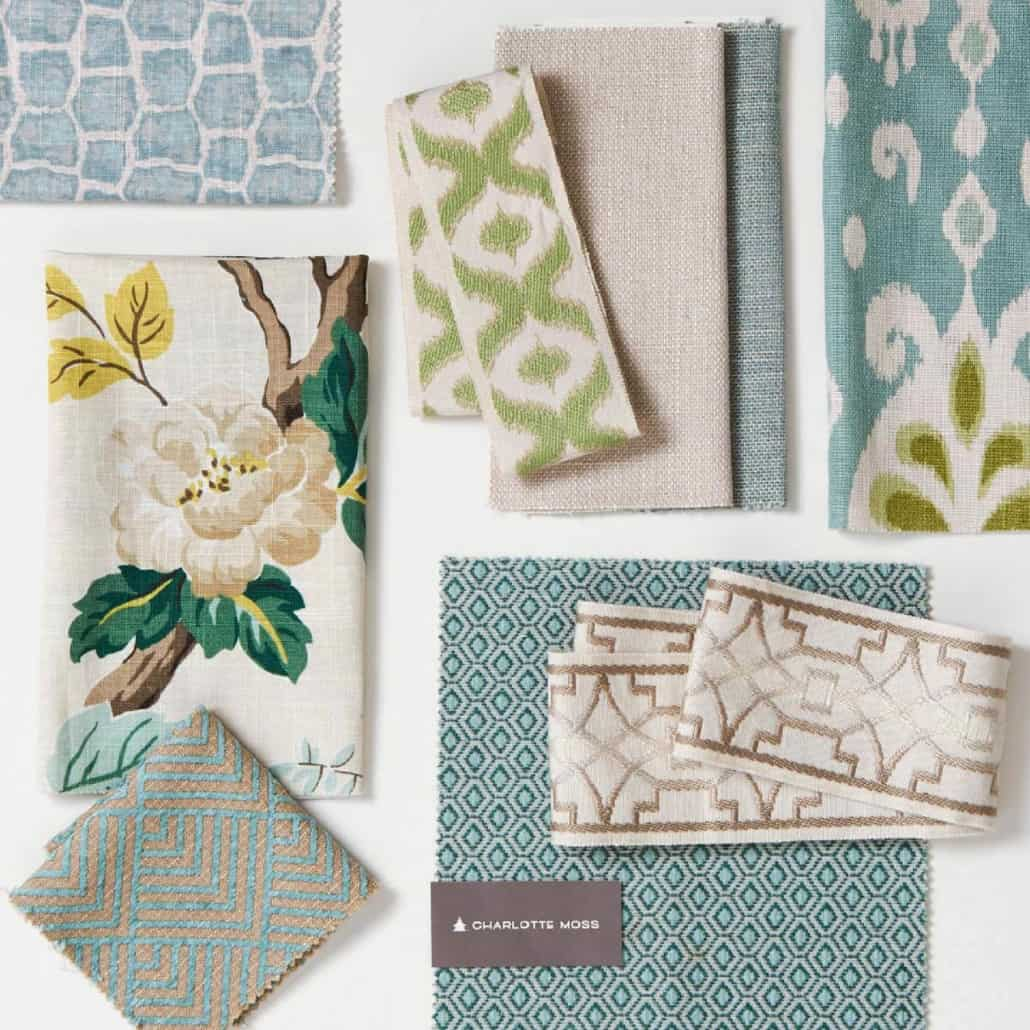 Fabricut Charlotte Moss trims cool