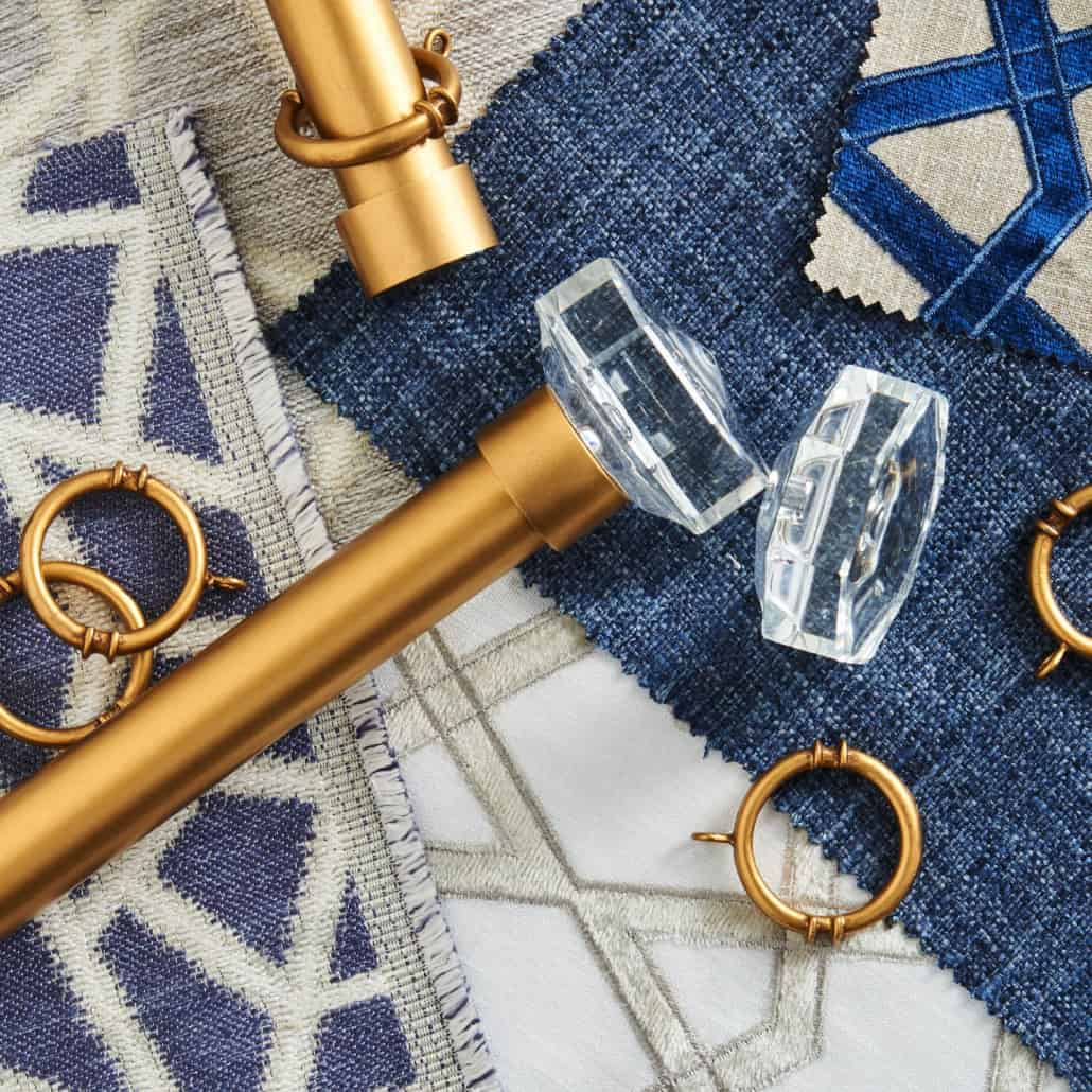 Fabricut drapery hardware