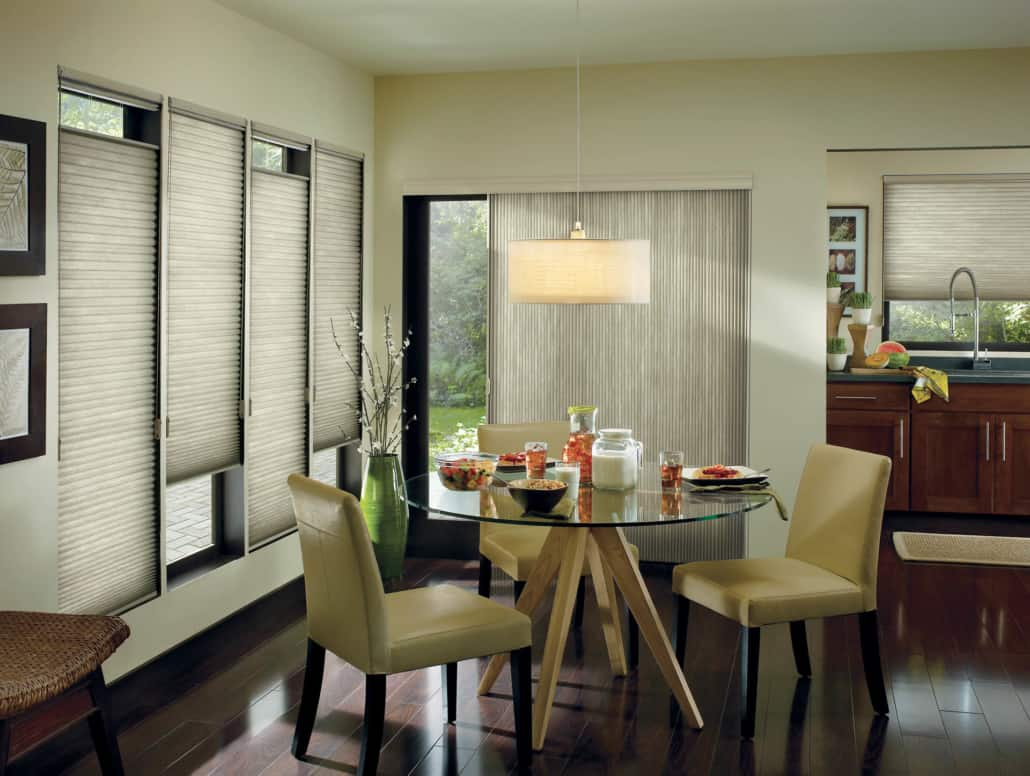 Hunter Douglas Applause Sunterra Honeycomb Shades