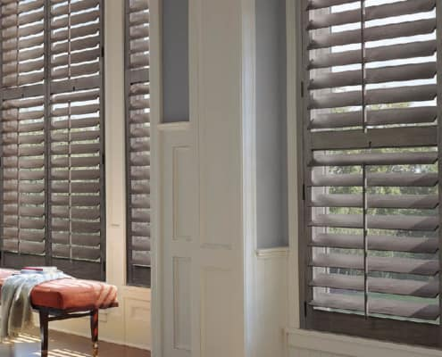 Hunter Douglas Heritance Wood Shutter