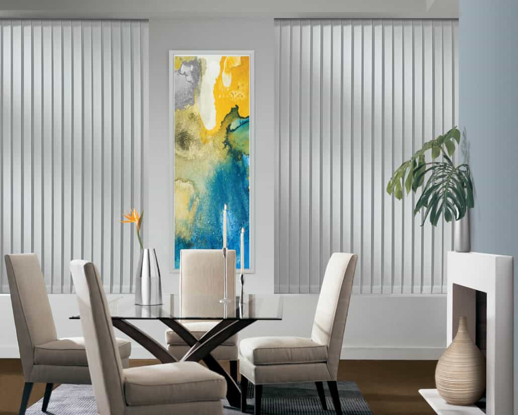 Vertical Blinds In Victoria Bc Ruffell Amp Brown Window