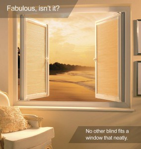 Fabulous Perfect Fit Window Blinds in Victoria BC