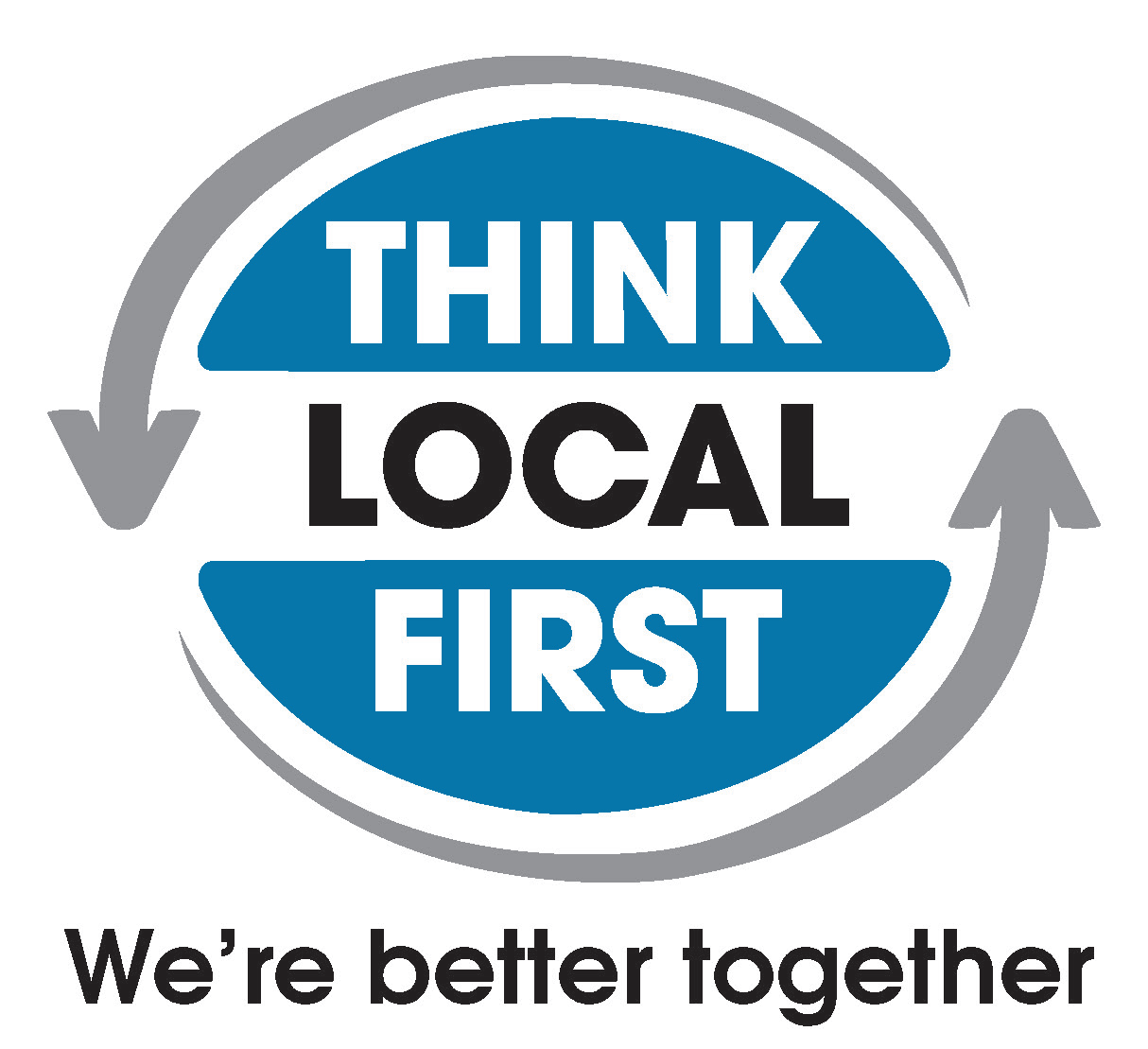 Think Local First Blue 2016