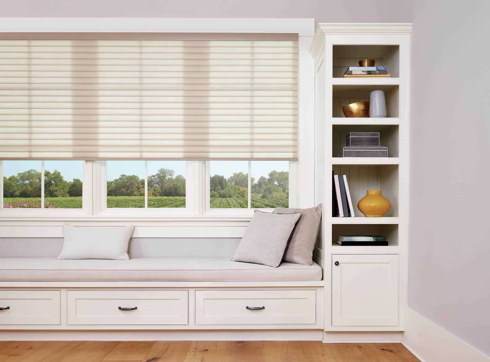 Screen Roller Shades In Victoria Bc Ruffell Brown Window Covering Centre