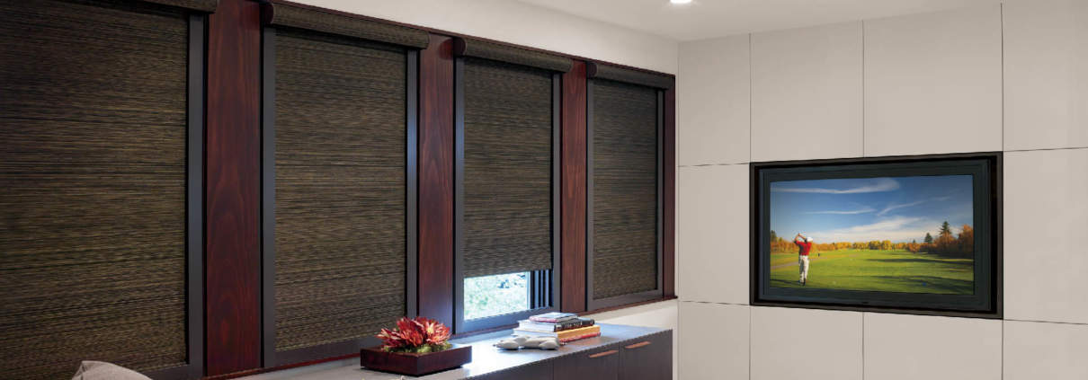 Hunter Douglas Blackout Roller Shades