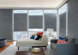 Hunter Douglas Solera PowerView Bryce Room Darkening Shades