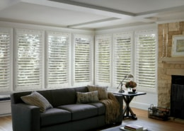 Hunter Douglas NewStyle Hybrid Shutter Panels