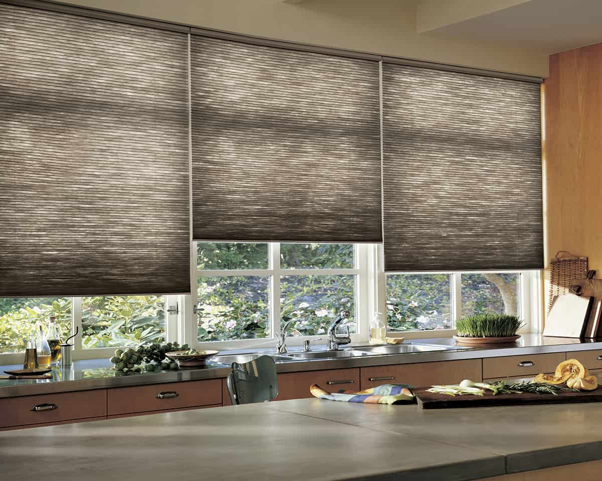 Duette Honeycomb Shades Ruffell Amp Brown Window Fashions