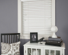 Hunter Douglas Parkland wood blinds are available in many colour and stain options.