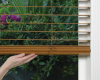 The patented SimpleLift operating system makes these blinds pet and child safe.