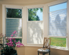 Hunter Douglas Silhouette shadings are available in top down/bottom up configurations.