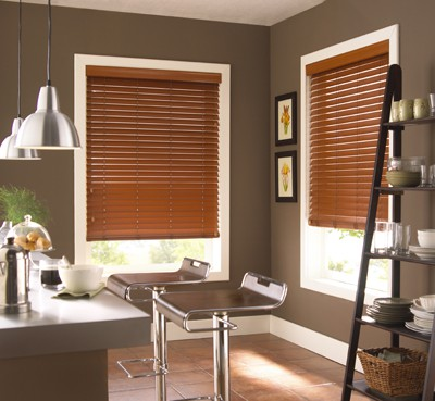 Faux Wood Blinds Ruffell Amp Brown Window Fashions
