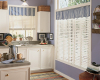 Designed to be used in any type of room, faux wood blinds are impervious to heat, humidity and moisture.