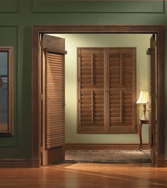 Wood Shutters Ruffell Amp Brown Window Fashions
