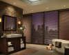 If you are looking for privacy, Hunter Douglas Celebrity blinds offer a solution.