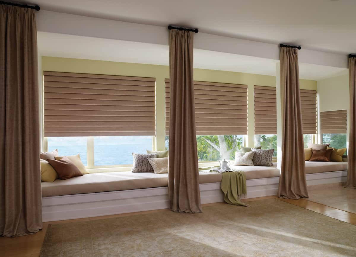 shades at polycotton blinds darkening pl lowes room levolor cordless treatments decor sand cellular home shade window shop com
