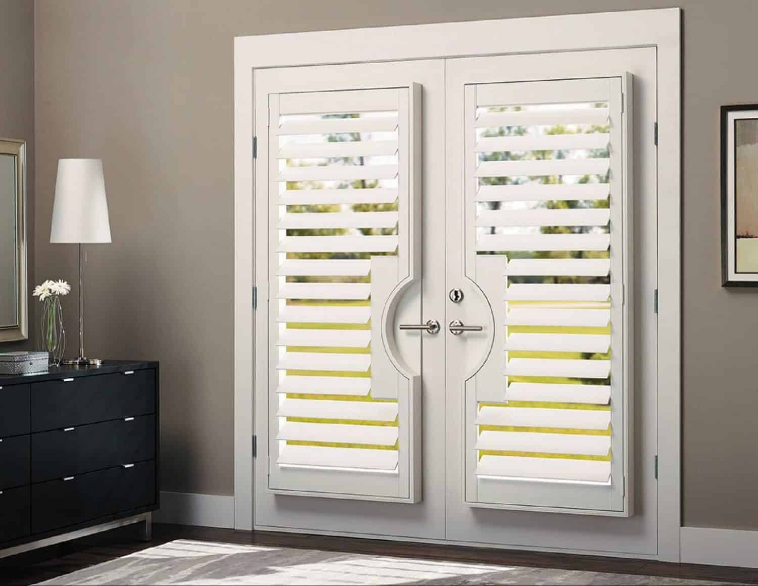decorating stunning ideas blinds on venetian worthy door for doors home interior with french