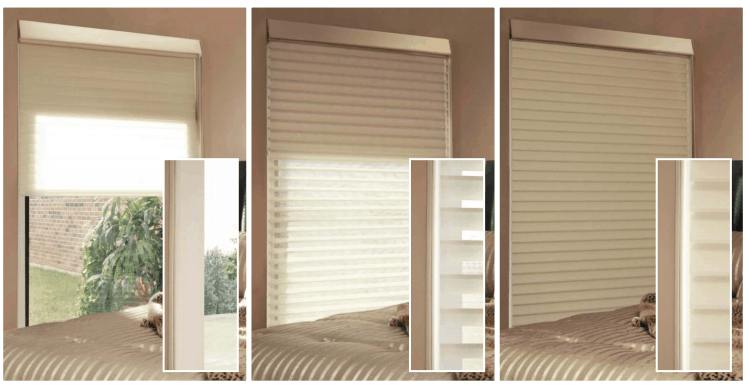 Odl Blinds Odl Addon Sidelight Micro Blind Image Of How
