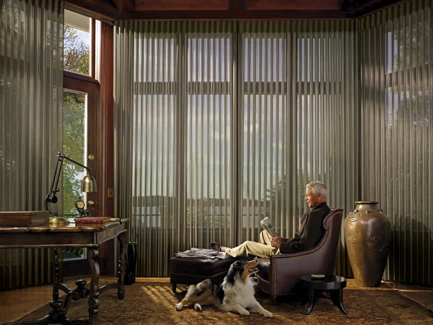 Patio Or Sliding Doors Ruffell Brown Window Fashions