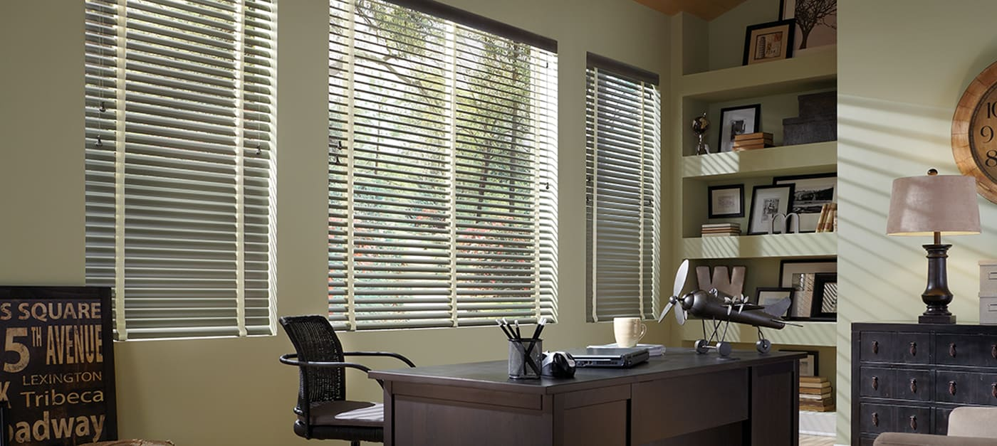 Venetian Blinds Ruffell Amp Brown Window Fashions