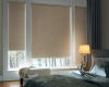 Hunter Douglas Designer Roller Shades can provide room darkening features.