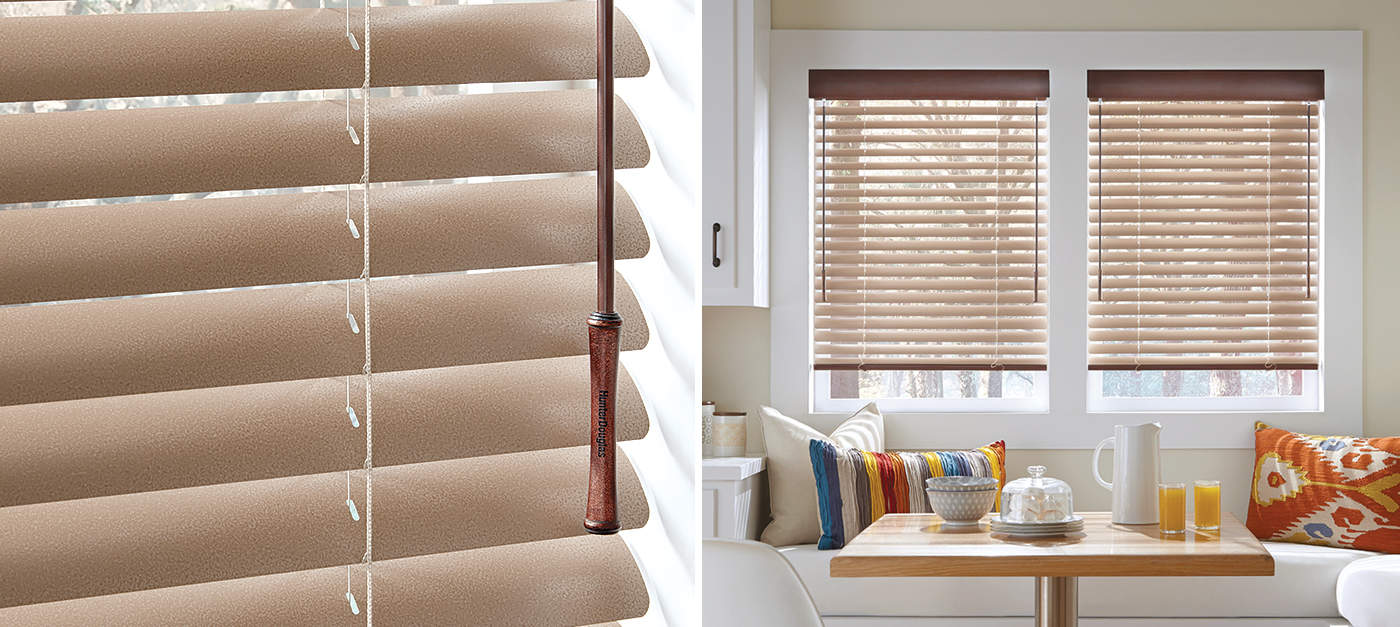 Modern Aluminum Blinds Ruffell amp Brown Window Fashions