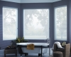 Soft shadings offer privacy and style.