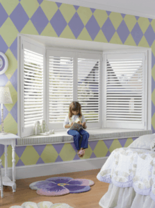 child blind safety - hunter douglas heritage hardwood shutters