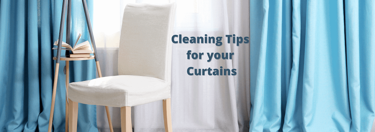 cleaning tips for your curtains