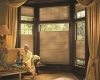 Window coverings can help improve the energy efficiency of your home.